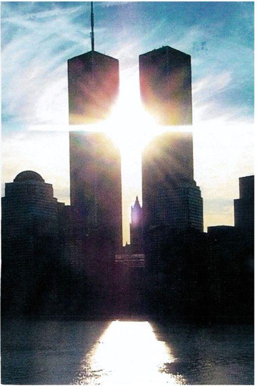 Aanslag Twin Towers En 11 11 11 11