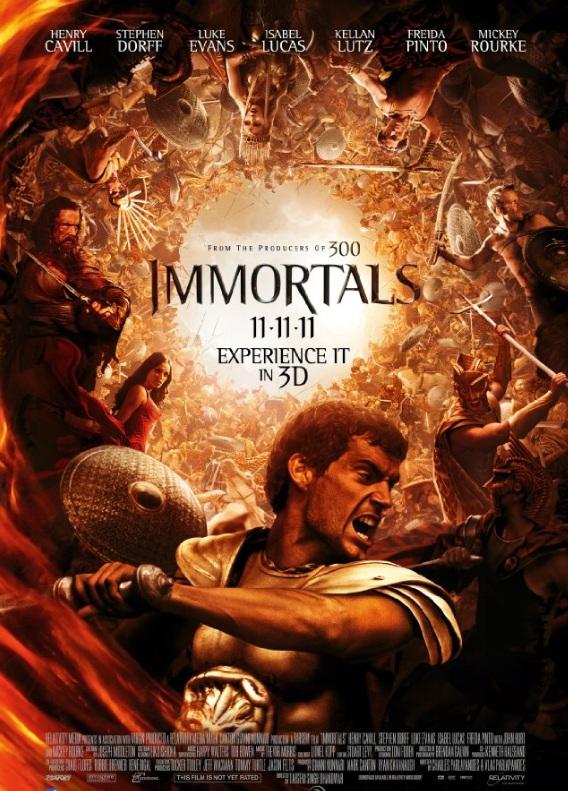 Immortals 11-11-11
